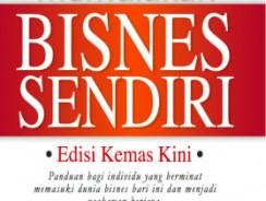 Mulakan Bisnes Sendiri