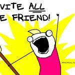 Cara Pantas Untuk Invite Kawan ke FB Event